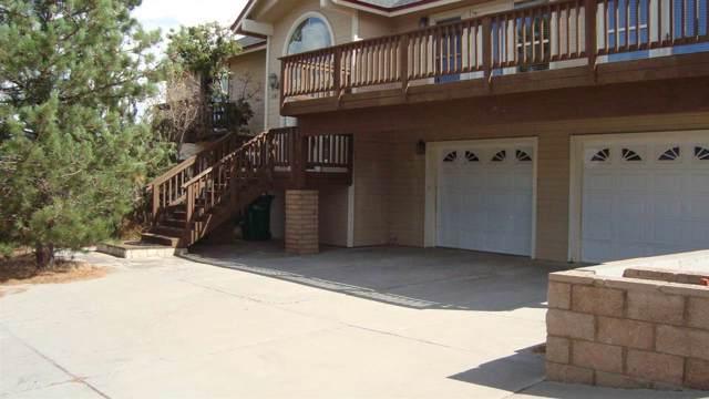 1787 Pinion Hills Dr., Carson City, NV 89701 (MLS #190014460) :: Ferrari-Lund Real Estate