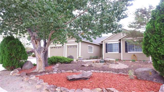 105 Sario Drive, Fernley, NV 89408 (MLS #190014614) :: Harcourts NV1