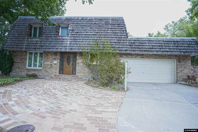 408 W Sixth  Street, Carson City, NV 89703 (MLS #190014667) :: Northern Nevada Real Estate Group