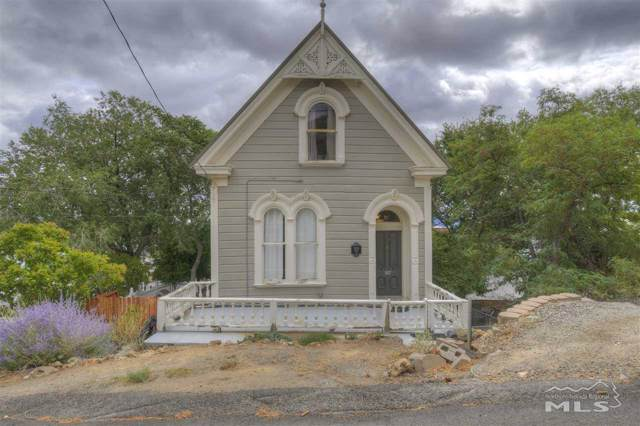 107 S A Street, Virginia City, NV 89440 (MLS #190014758) :: Vaulet Group Real Estate