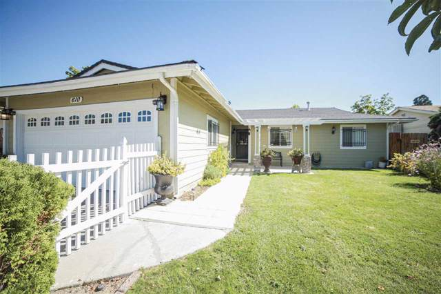 610 Lyyski St, Sparks, NV 89431 (MLS #190015282) :: Chase International Real Estate