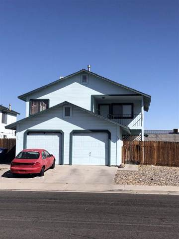 574 & 580 Timothy Way, Fallon, NV 89406 (MLS #190015339) :: Joshua Fink Group