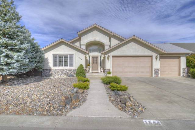 1644 Evergreen, Carson City, NV 89703 (MLS #190015474) :: Joshua Fink Group