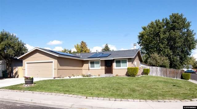 4385 Viento Way, Reno, NV 89502 (MLS #190015480) :: The Mike Wood Team