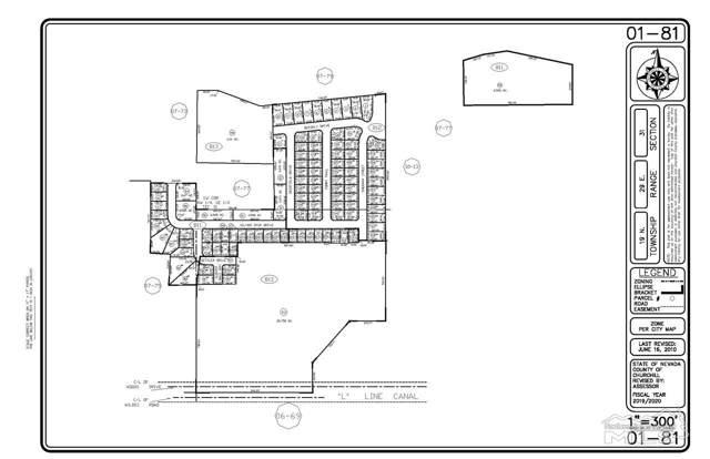 0 Wood Drive, Fallon, NV 89406 (MLS #190015566) :: Ferrari-Lund Real Estate