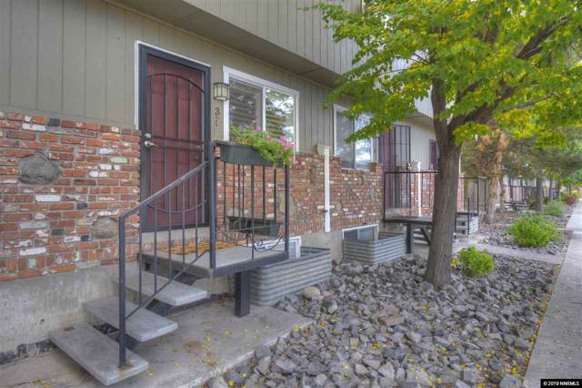 1408 E 9th St #3, Reno, NV 89512 (MLS #190015592) :: Chase International Real Estate
