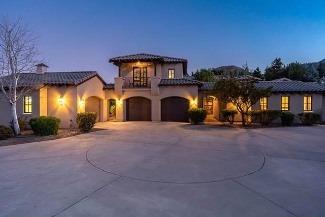 43 Lightning W Ranch, Washoe Valley, NV 89704 (MLS #190015665) :: Ferrari-Lund Real Estate