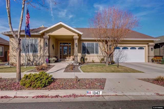1347 Cedar Creek Circle, Gardnerville, NV 89460 (MLS #190015721) :: Ferrari-Lund Real Estate