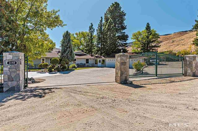 3159 Ash Canyon, Carson City, NV 89703 (MLS #190015757) :: The Mike Wood Team