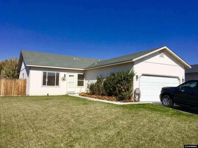 441 Settler Drive, Fallon, NV 89406 (MLS #190015784) :: Ferrari-Lund Real Estate