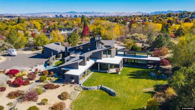 350 Juniper Hill Rd., Reno, NV 89519 (MLS #190015986) :: The Mike Wood Team
