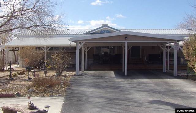 8910 Crumlish St., Stagecoach, NV 89429 (MLS #190016068) :: Chase International Real Estate