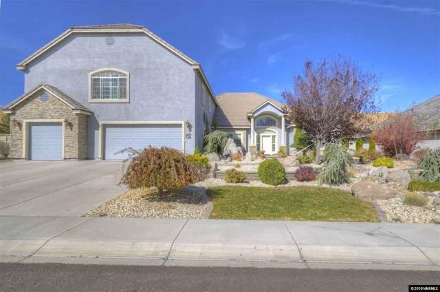 124 Denio Dr, Dayton, NV 89403 (MLS #190016073) :: Chase International Real Estate