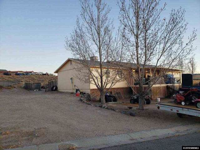 2024 Sierra Vista Dr, Tonopah, NV 89049 (MLS #190016356) :: Ferrari-Lund Real Estate