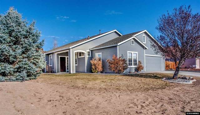 1100 Cheatgrass Drive, Dayton, NV 89403 (MLS #190016372) :: The Hertz Team