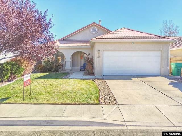 6828 Dorchester Drive, Sparks, NV 89436 (MLS #190016492) :: Northern Nevada Real Estate Group