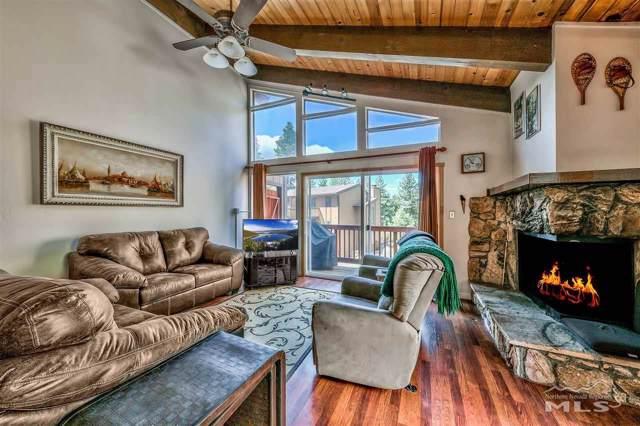 109 Lake Village Drive A, Stateline, NV 89449 (MLS #190016514) :: NVGemme Real Estate
