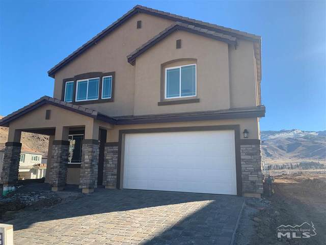 10 Willows Quest Court Homesite #263, Verdi, NV 89439 (MLS #190016609) :: Ferrari-Lund Real Estate