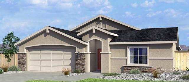 1538 Tule Peak Cr, Carson City, NV 89701 (MLS #190016677) :: Chase International Real Estate