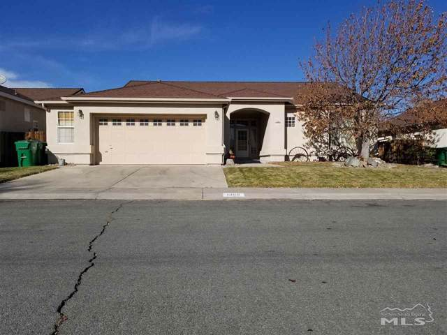 1366 Shadowridge Dr, Carson City, NV 89706 (MLS #190016800) :: Ferrari-Lund Real Estate