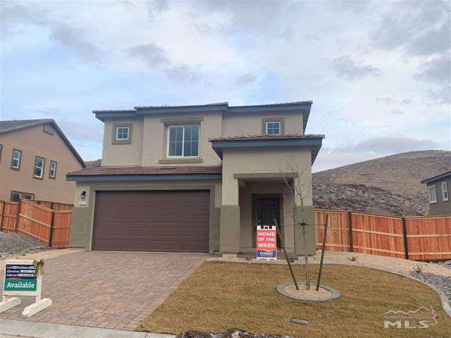 221 Willows Quest Drive Homesite #234, Verdi, NV 89439 (MLS #190016809) :: NVGemme Real Estate