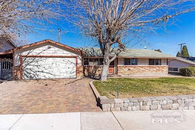 2225 Carlin St, Reno, NV 89503 (MLS #190016833) :: Chase International Real Estate