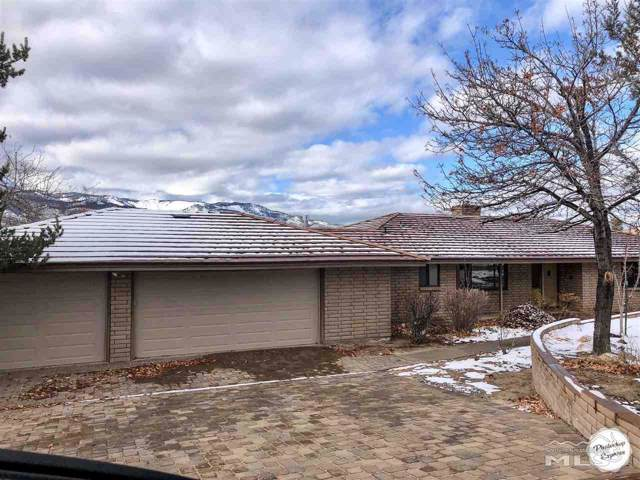 2852 Conte, Carson City, NV 89701 (MLS #190016873) :: The Mike Wood Team
