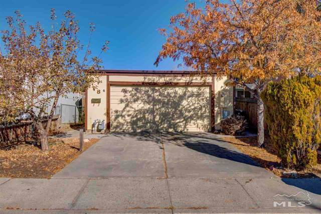 8 Castle Way, Carson City, NV 89706 (MLS #190016913) :: Ferrari-Lund Real Estate
