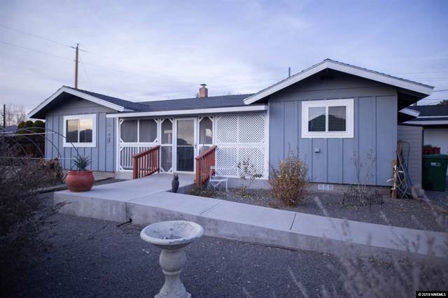 4591 E Nye Lane, Carson City, NV 89706 (MLS #190016918) :: Theresa Nelson Real Estate