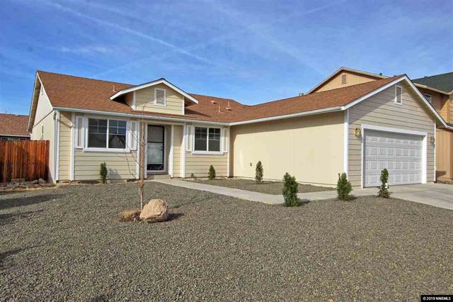 138 Relief Springs Road, Fernley, NV 89408 (MLS #190016936) :: NVGemme Real Estate
