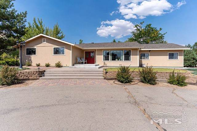 1820 Maxwell Rd, Carson City, NV 89706 (MLS #190017069) :: Ferrari-Lund Real Estate