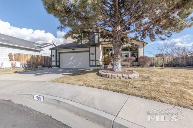 1708 Kristin Way, Reno, NV 89523 (MLS #190017123) :: NVGemme Real Estate