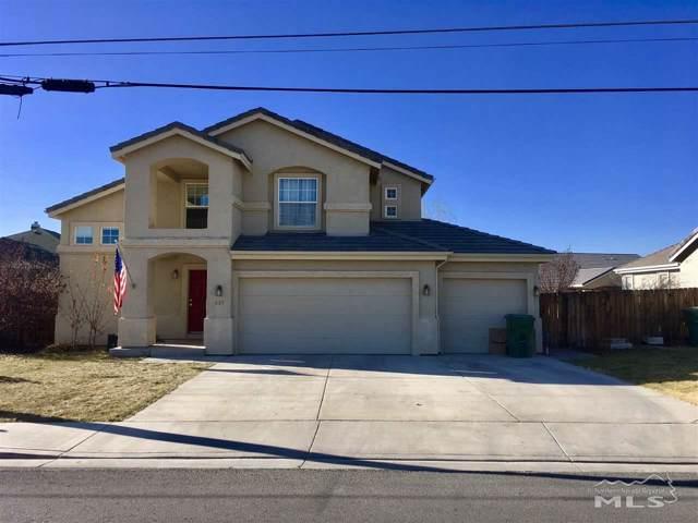 437 Rio Vista, Fallon, NV 89406 (MLS #190017159) :: Chase International Real Estate