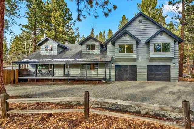 196 Pine Ridge Dr, Stateline, NV 89449 (MLS #190017192) :: Ferrari-Lund Real Estate