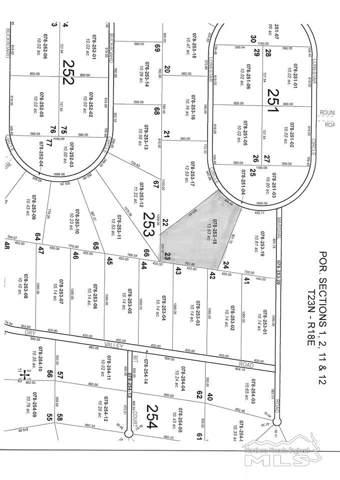 105 Lone Star Circle, Reno, NV 89508 (MLS #190017196) :: NVGemme Real Estate