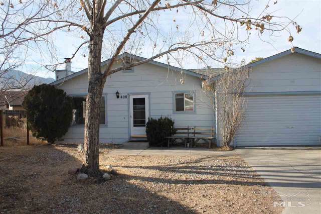 400 W Gardengate, Carson City, NV 89706 (MLS #190017310) :: Chase International Real Estate