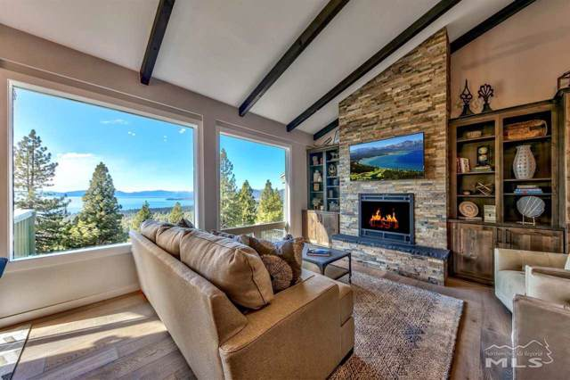 400 Fariview #12, Incline Village, NV 89451 (MLS #190017338) :: The Mike Wood Team