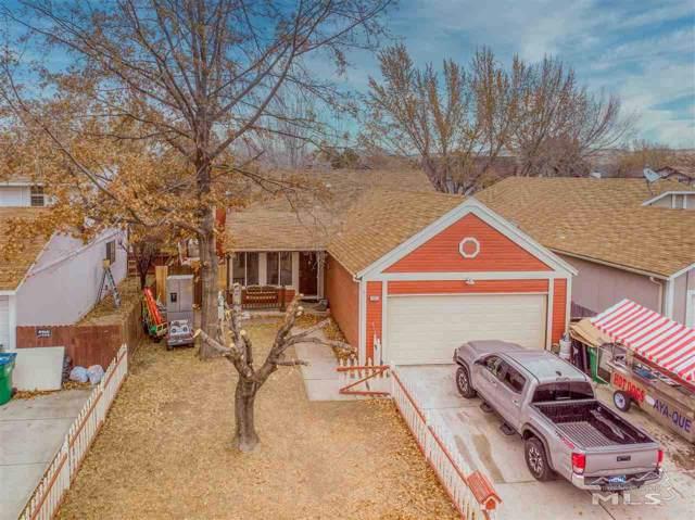 1327 Express Street, Sparks, NV 89434 (MLS #190017453) :: Vaulet Group Real Estate