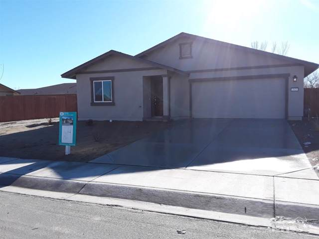 2633 Ladera Drive Lot 16, Fallon, NV 89406 (MLS #190017847) :: NVGemme Real Estate