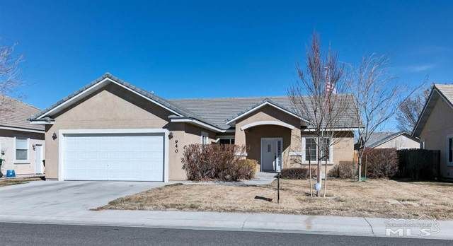 940 Conifer Dr, Fallon, NV 89406 (MLS #190018001) :: Chase International Real Estate