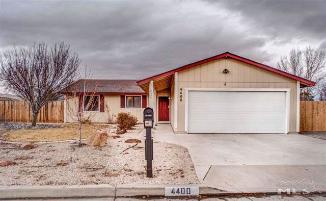 4400 Mustang Drive, Carson City, NV 89701 (MLS #190018028) :: Northern Nevada Real Estate Group