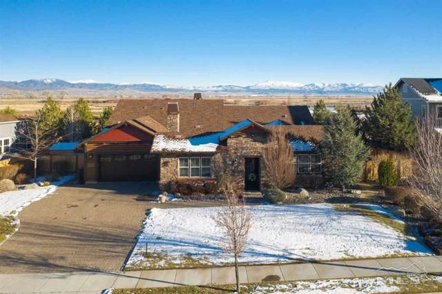 2897 Cloudburst Canyon, Genoa, NV 89411 (MLS #190018037) :: Ferrari-Lund Real Estate
