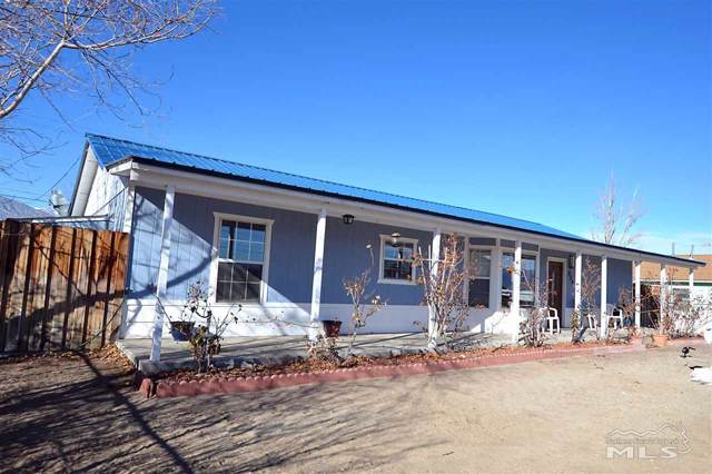 275 I Street, Hawthorne, NV 89415 (MLS #190018273) :: Northern Nevada Real Estate Group