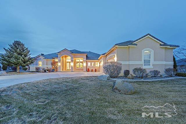 5417 S Elk River Rd, Reno, NV 89511 (MLS #190018331) :: Chase International Real Estate