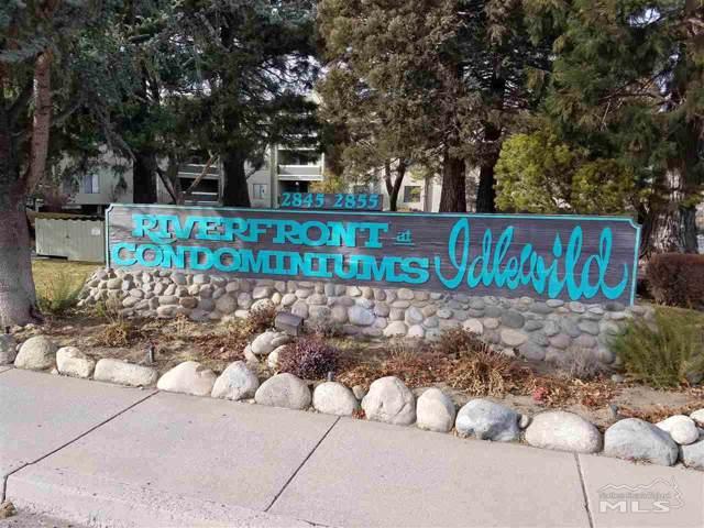 2845 Idlewild Drive #213, Reno, NV 89509 (MLS #190018383) :: Ferrari-Lund Real Estate