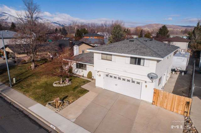 1500 Goldfield, Carson City, NV 89701 (MLS #190018442) :: Ferrari-Lund Real Estate