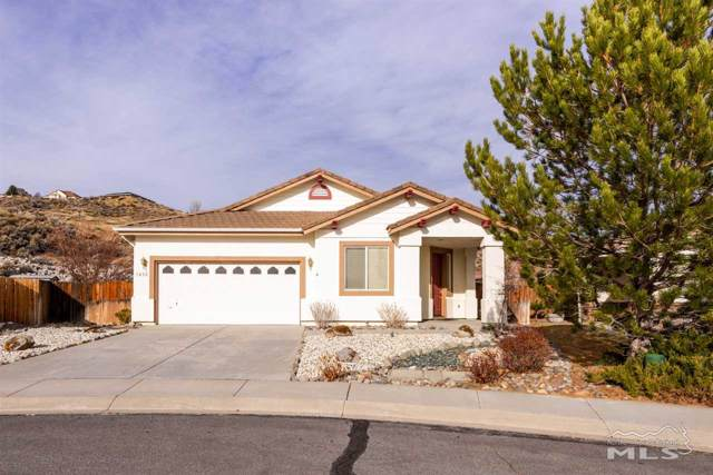 1052 Chip Court, Minden, NV 89423 (MLS #200000016) :: NVGemme Real Estate