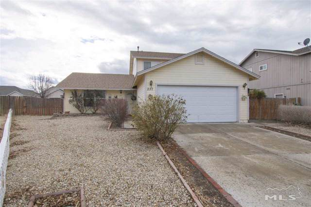 237 Poppy Hills Drive, Fernley, NV 89408 (MLS #200000073) :: Harcourts NV1
