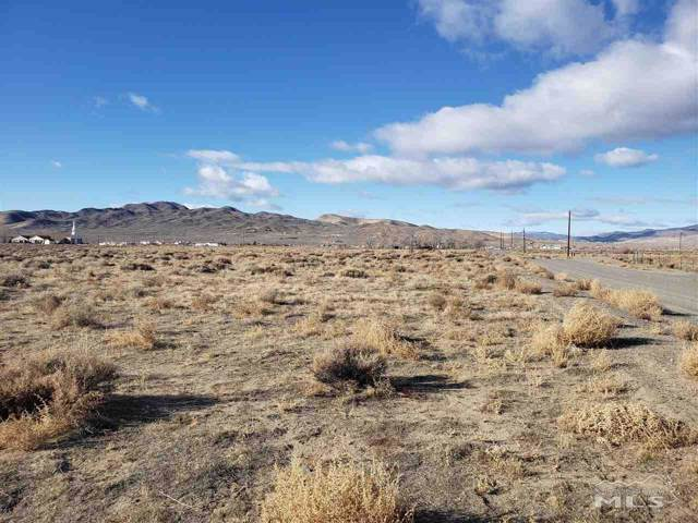 1255 Ebony Ave, Silver Springs, NV 89429 (MLS #200000235) :: Ferrari-Lund Real Estate