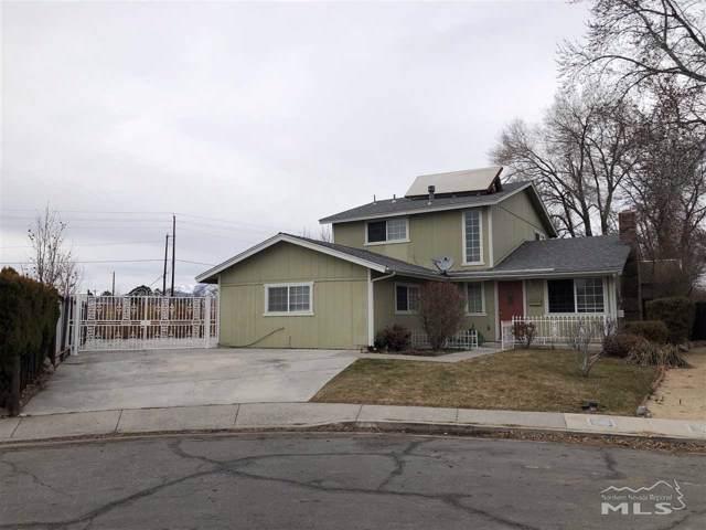 2299 Matteoni, Sparks, NV 89434 (MLS #200000387) :: NVGemme Real Estate